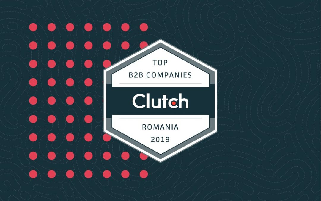 Salt&Pepper named top developers in Romania by Clutch