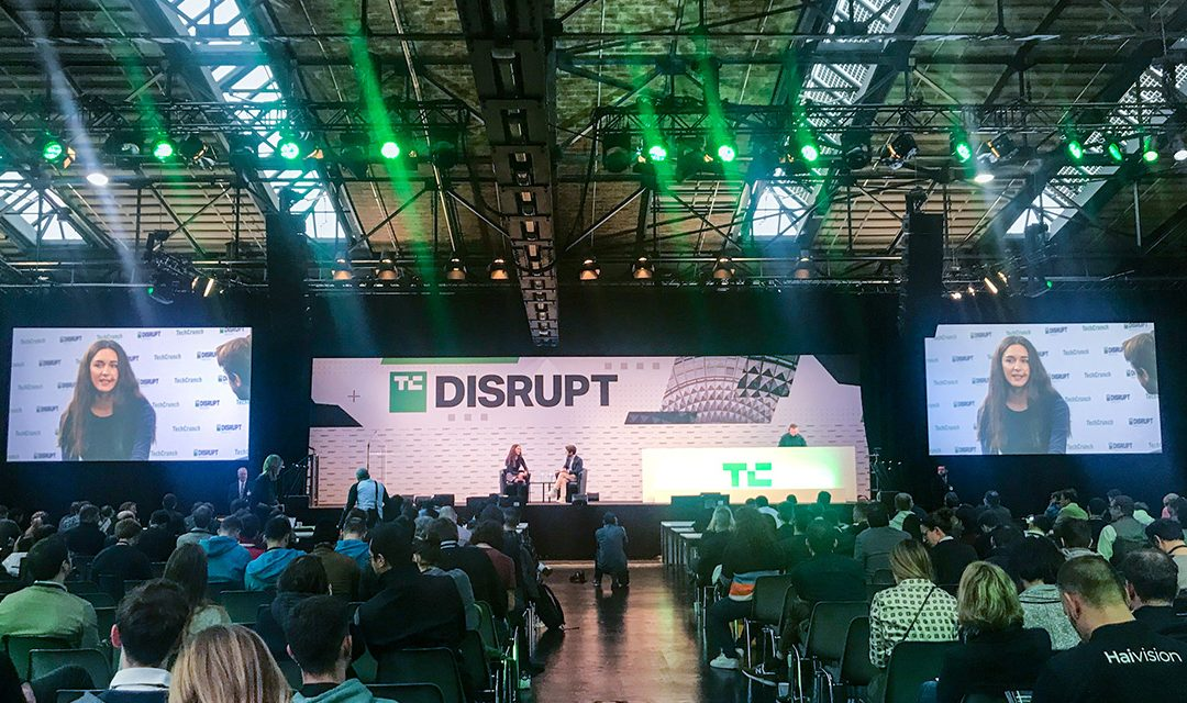 S&P Adventures: TechCrunch Disrupt Berlin